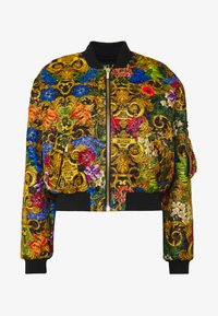 Versace Jeans Couture - LADY JACKET - Bomber Jacket - multi-coloured - 4