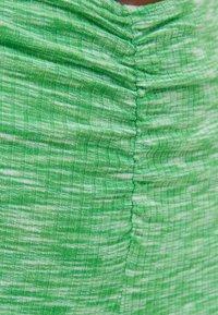 Bershka - Leggings - Trousers - green - 5