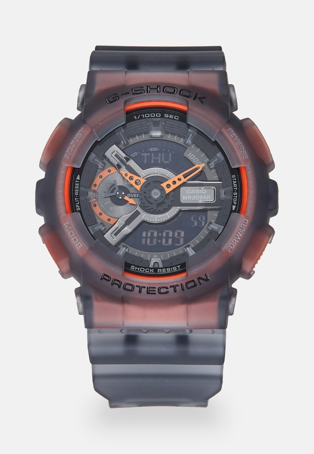 SKELETON - Chronograph watch - grey