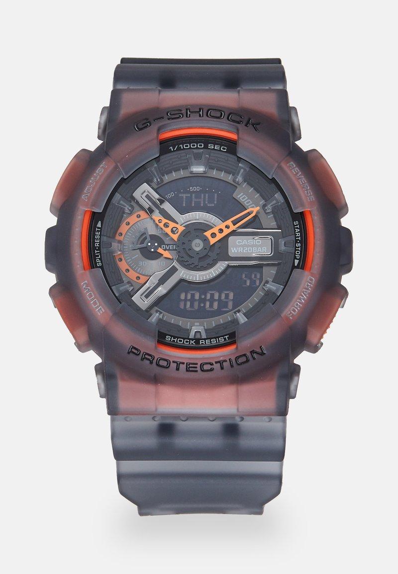 G-SHOCK - SKELETON - Chronograph watch - grey