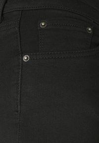 Vero Moda Tall - VMLUX SUPER - Slim fit jeans - black - 5