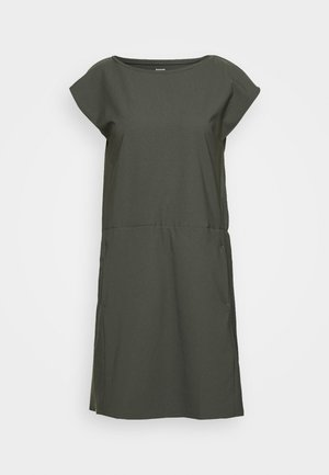 DAWN DRESS - Sports dress - willow green