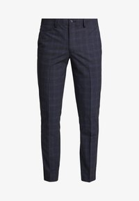 Selected Homme - SLHSLIM KENT PANTS - Kalhoty - dark blue - 4
