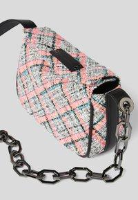 KARL LAGERFELD - Handbag - pink multi - 2