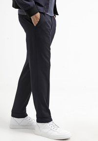 Filippa K - TERRY  - Trousers - navy - 3