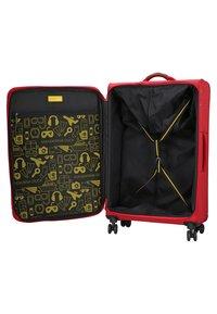 Mandarina Duck - BILBAO - Wheeled suitcase - red - 4