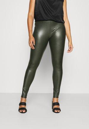 CARHANNA - Leggings - Trousers - rosin