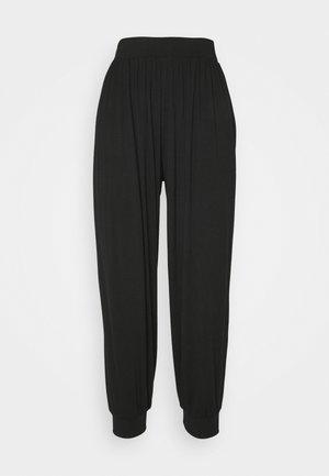 HAREEM PANT - Kalhoty - black