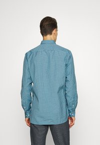 Tommy Hilfiger - MICRO CHECK SHIRT - Shirt - blue - 2