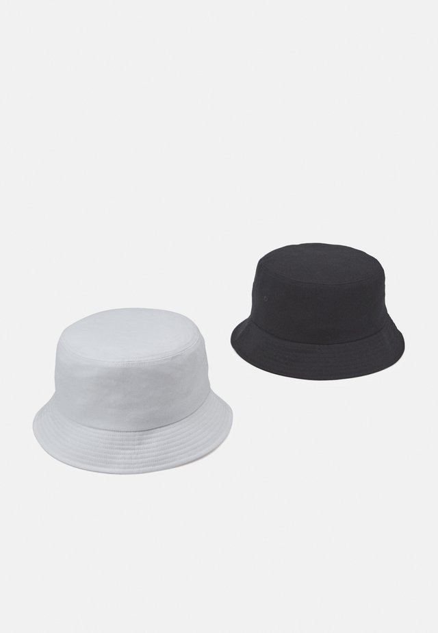 ONSTRISTIAN BUCKET HAT 2 PACK - Hat - black/white