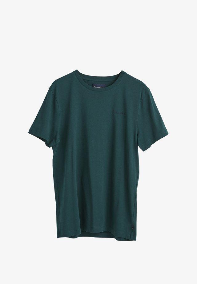 SANTINO - Basic T-shirt - dk green