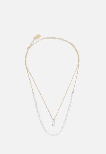 ADELHEID - Necklace - gold-coloured