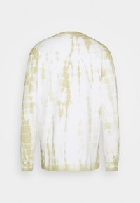 Karl Kani - SIGNATURE TIE DYE UNISEX - T-shirt à manches longues - white - 6