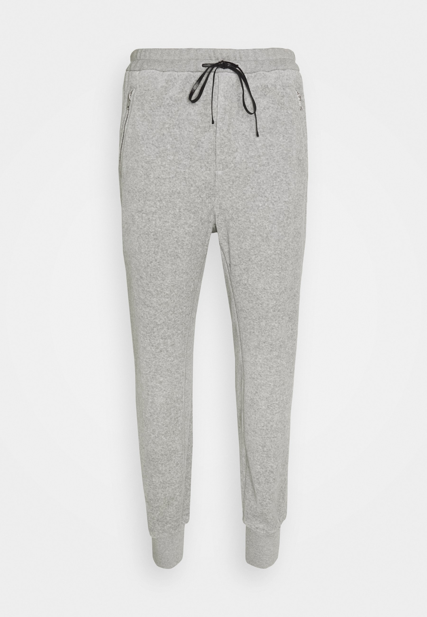 Men DROPPED RISE TAPERED  - Tracksuit bottoms