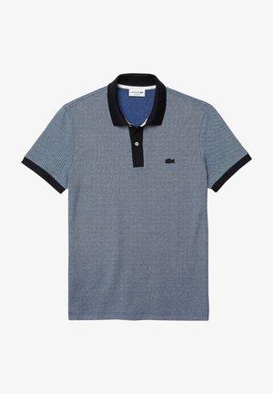 Polo shirt - bleu marine/bleu/blanc