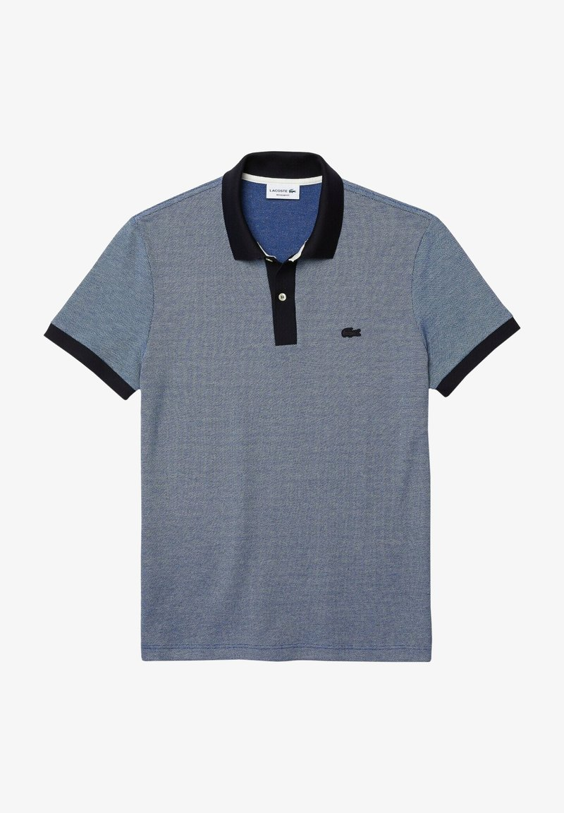 Lacoste - Polo shirt - bleu marine/bleu/blanc