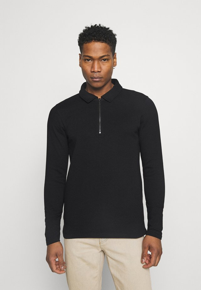 ONSMAC HALF ZIP - Sweatshirt - black