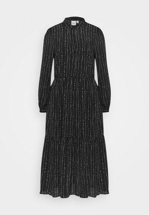 IHBASIA - Maxi dress - black