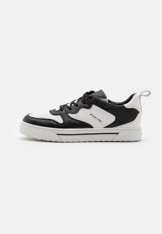 BAXTER - Trainers - optic white/black