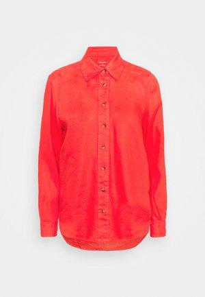 SAFARI - Overhemdblouse - coral