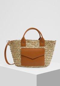 PULL&BEAR - Handbag - sand - 0
