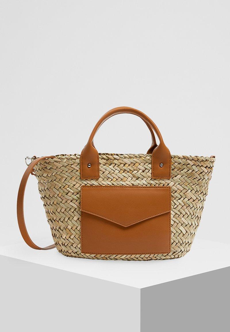 PULL&BEAR - Handbag - sand