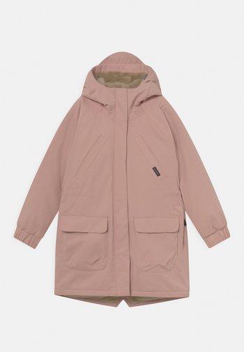 BLACK CAMEL UNISEX - Winter coat - evening pink