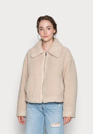 MICHIKA JACKET - Winter jacket - beige