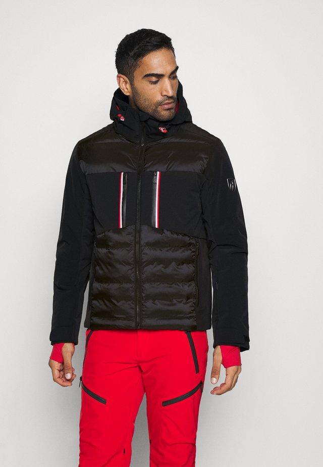 COLIN SPLENDID - Skijakker - black