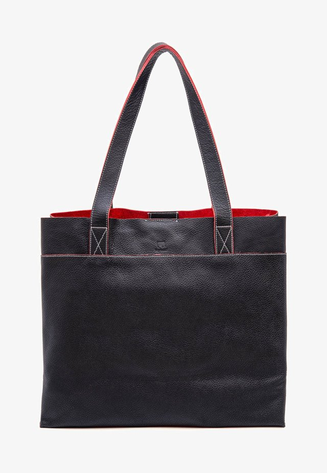 VANCOUVER  - Shopping bag - black