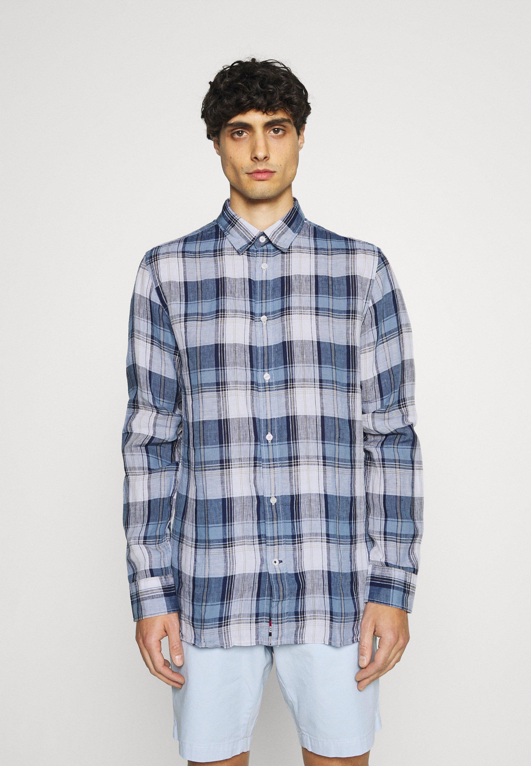 Men TARTAN CHECK SHIRT - Shirt