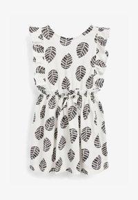 Next - Jersey dress - white - 1