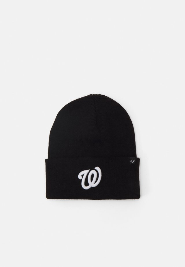 WASHINGTON NATIONALS HAYMAKER UNISEX - Čepice - black