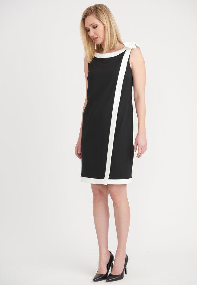 Day dress - schwarz/vanille