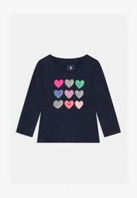 GAP - TODDLER GIRL - Top s dlouhým rukávem - dark blue - 0