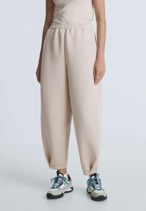 SCUBA  - Kalhoty - beige