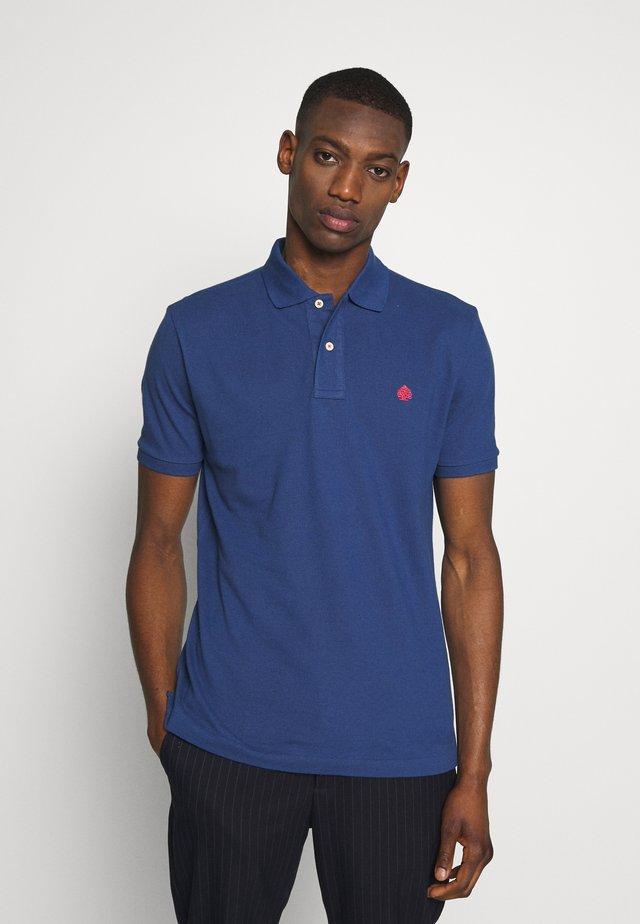 BASIC - Koszulka polo - blau
