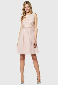 Young Couture by Barbara Schwarzer - Cocktail dress / Party dress - nude - 1