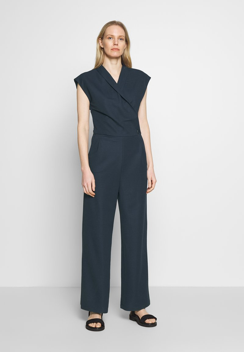 Esprit Collection - Overall / Jumpsuit /Buksedragter - navy