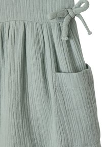 Vertbaudet - Jersey dress - graugrün - 3