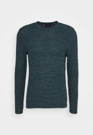 ONSWICTOR STRUCTURE CREW NECK - Jumper - gibraltar sea