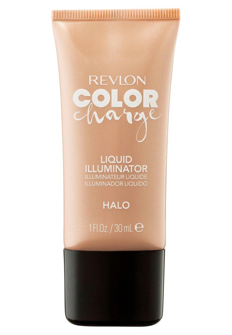 Revlon - COLOR CHANGE LIQUID ILLUMINATOR - Highlighter - N°200 halo