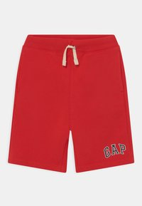 GAP - BOY LOGO  - Tracksuit bottoms - pure red - 0