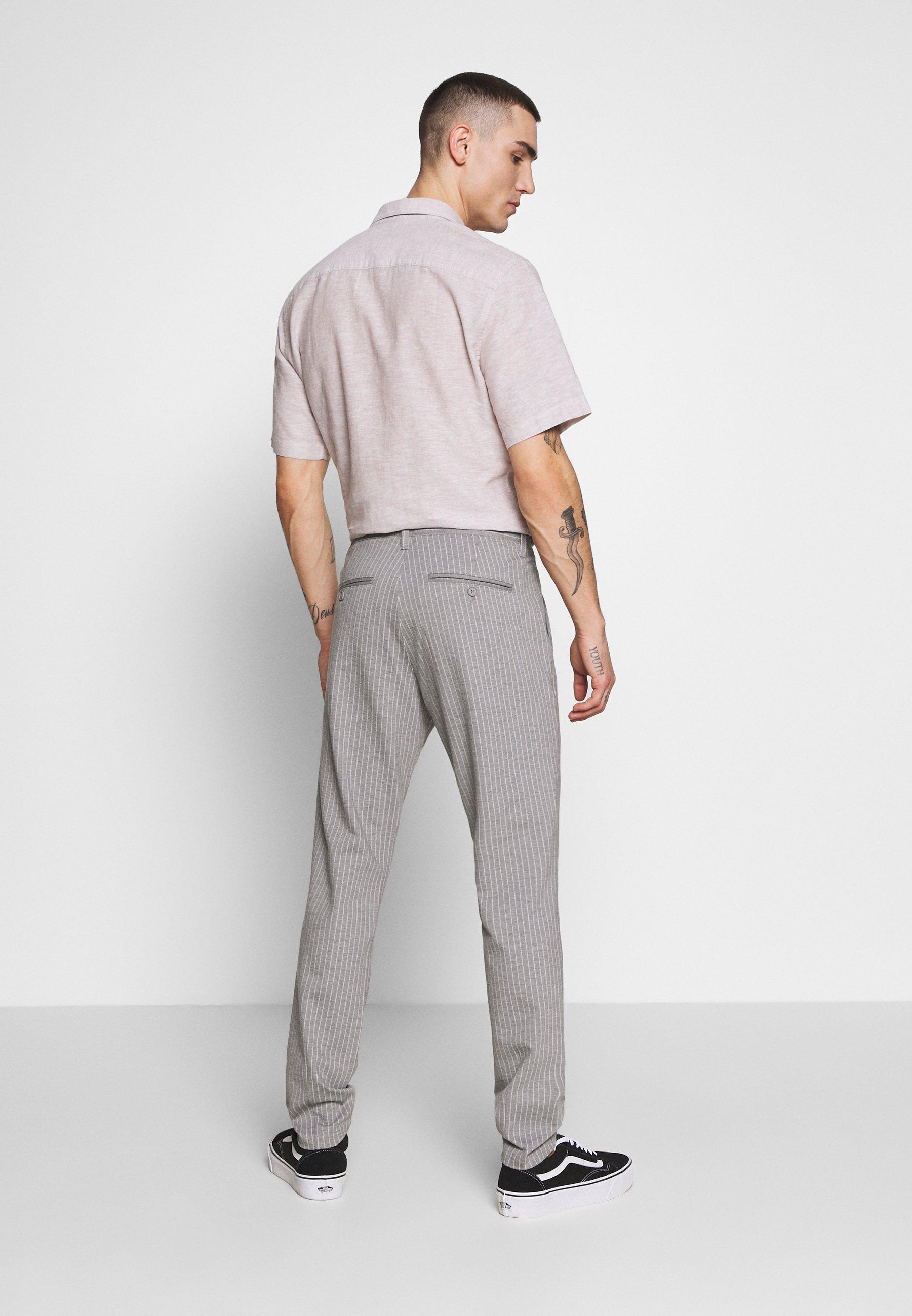Men ONSMARK PANT STRIPE - Trousers