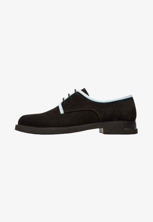 TWINS - Casual lace-ups - black