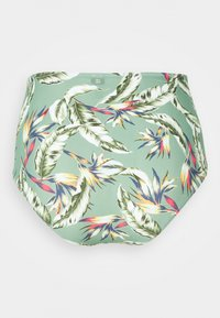 Esprit - PANAMA BEACH HIGH BRIEF - Bikini bottoms - light khaki - 7