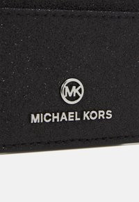 MICHAEL Michael Kors - JET SET CARD CASE - Peněženka - black - 4