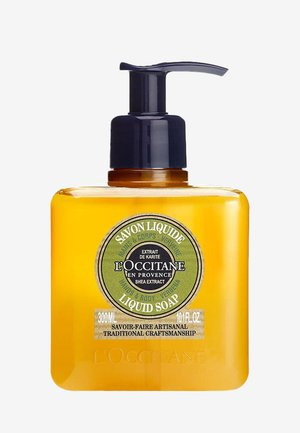 SHEA VERBENA HANDS & BODY LIQUID SOAP - Sapone liquido - -