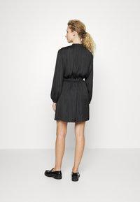 Claudie Pierlot - RUFFLE - Day dress - noir - 2