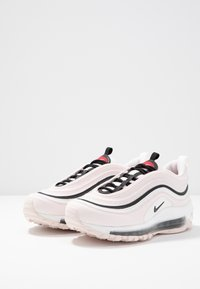 Nike Sportswear - AIR MAX 97 - Sneakers laag - light soft pink/black/summit white/gym red/white - 4